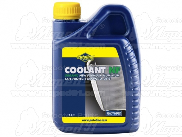 PUTOLINE COOLANT NF. Hűtőfolyadék