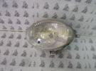 Piaggio Vespa lámpa első