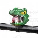 csengő mini, krokodil