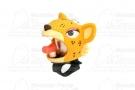 csengő mini, leopárd