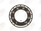 JAWA Kilométer óra számlap