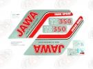 JAWA Matrica komplett
